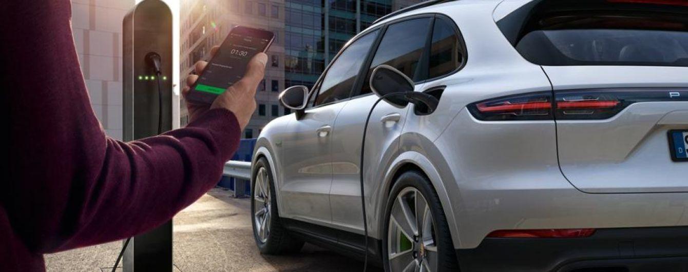 Зарядки для електрокарів від Porsche з'явилися у 12 країнах Європи