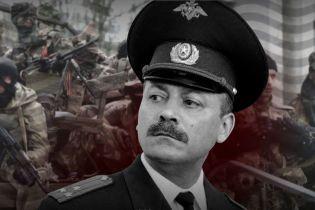 """Організатор """"загороджувальних загонів"""" на Донбасі. Розкрито особу генерала армії РФ, який пройшов Чечню і Сирію"""