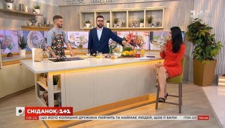 Тонизирующий утренний коктейль от лучшего бармена Украины