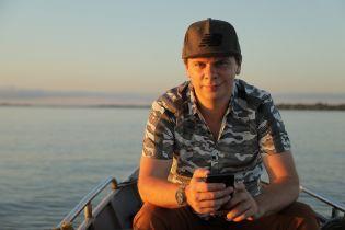 Дмитрий Комаров отправится на встречу к амазонским пиратам