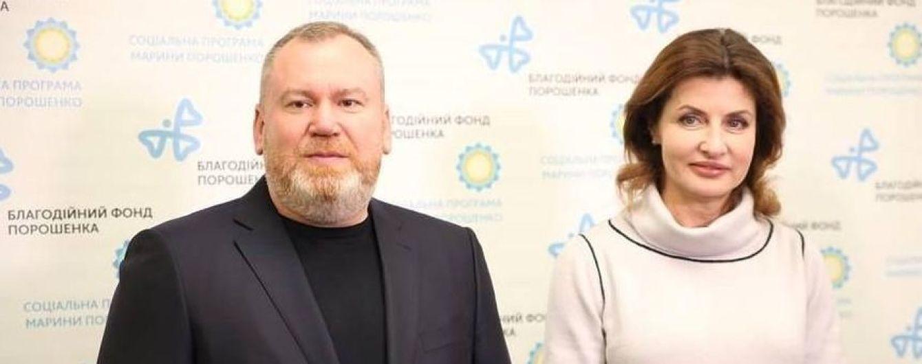Марина Порошенко: Самые высокие показатели по внедрению инклюзивного образования – в Днепропетровской области