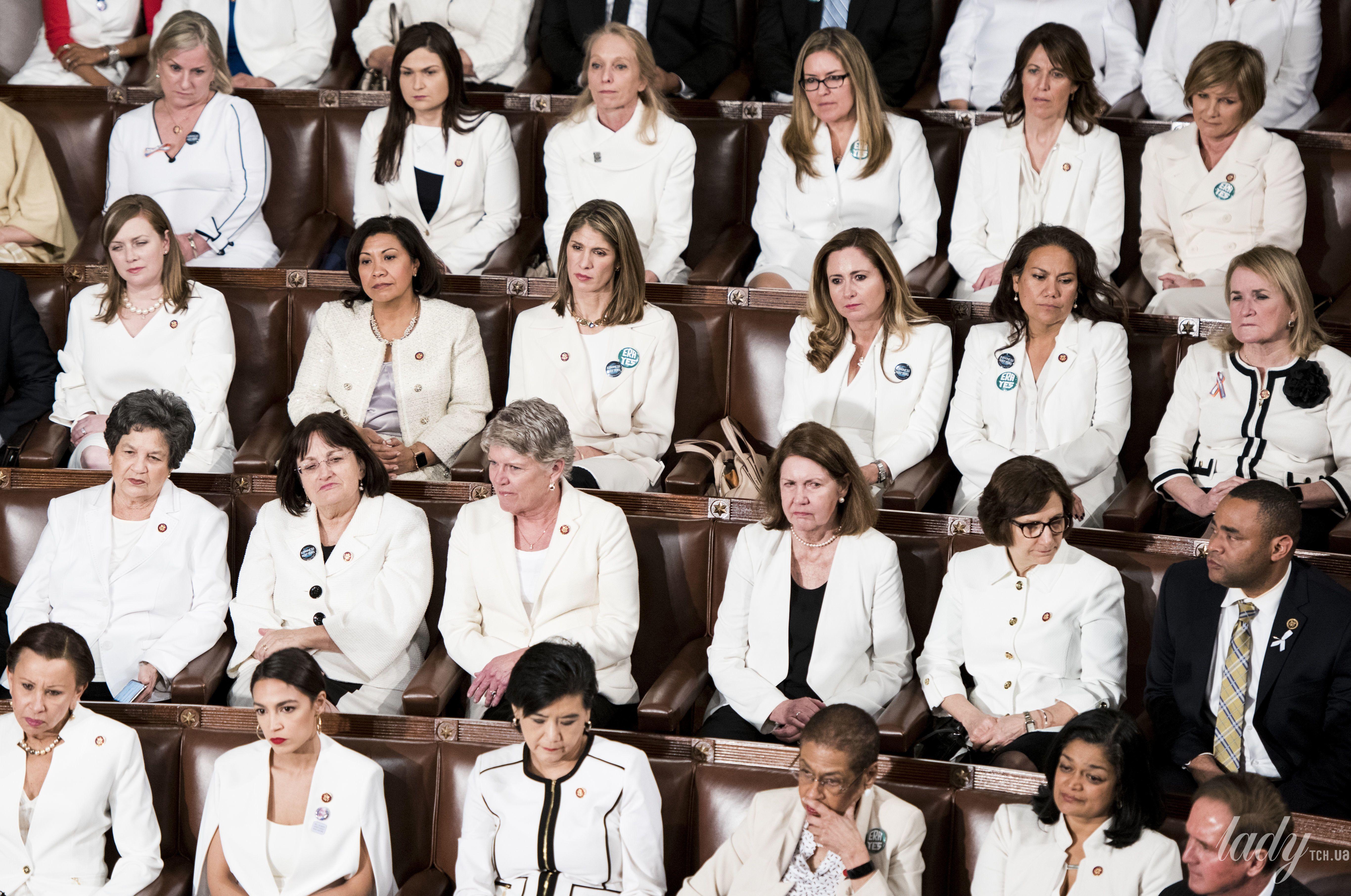 Члены Конгресса от партии демократов