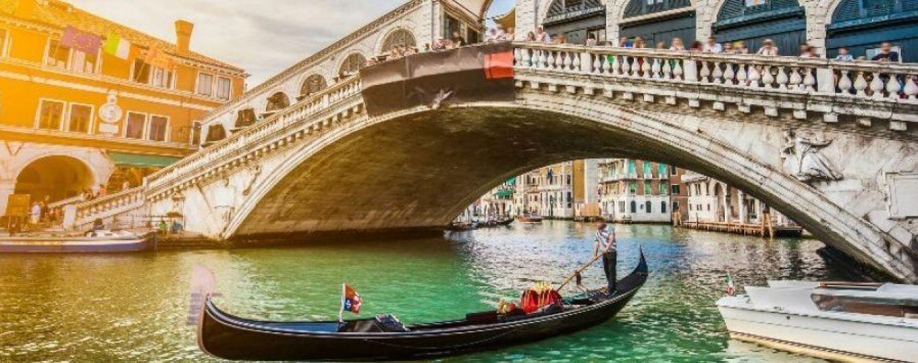 В Венеции планируют ввести новый налог для туристов