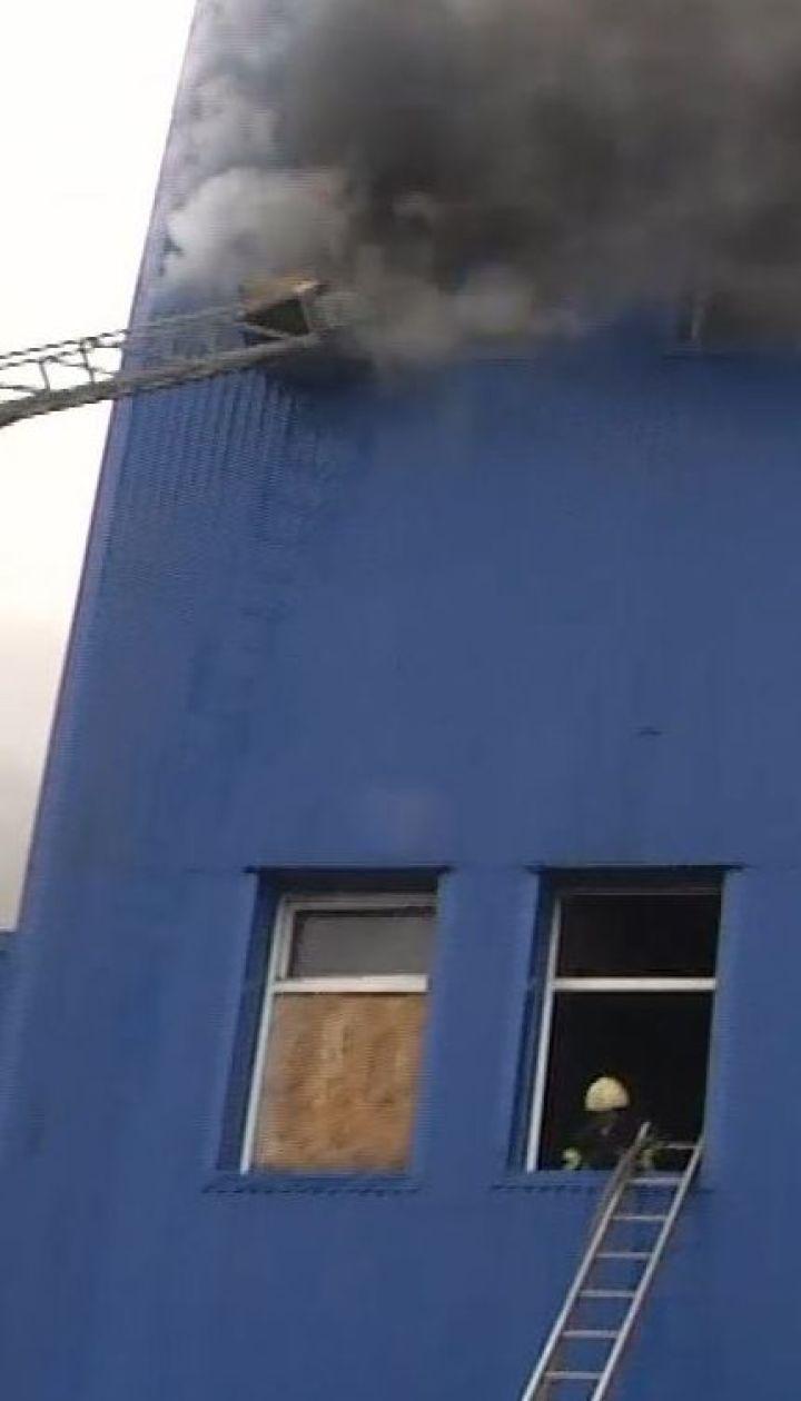 Чимало промислових приміщень в столиці фактично беззахисні перед вогнем - ДСНСники