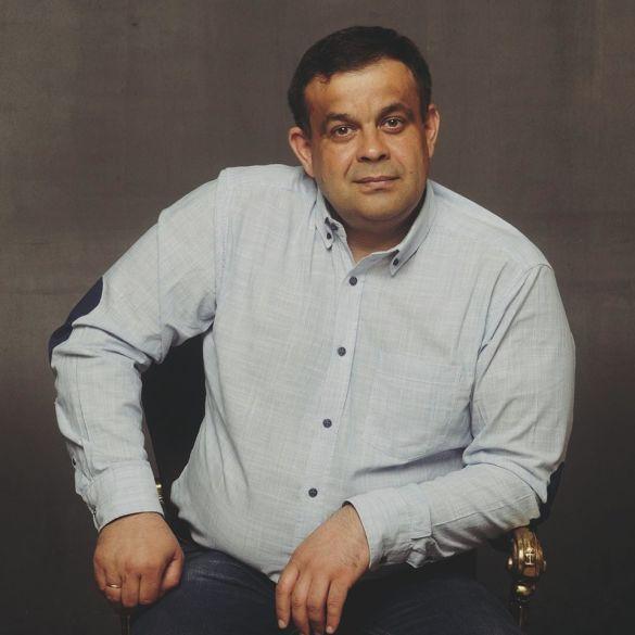 Руслан Ригованов, кандидат