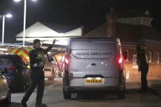 В Британии в жилом доме произошел взрыв, есть пострадавшие