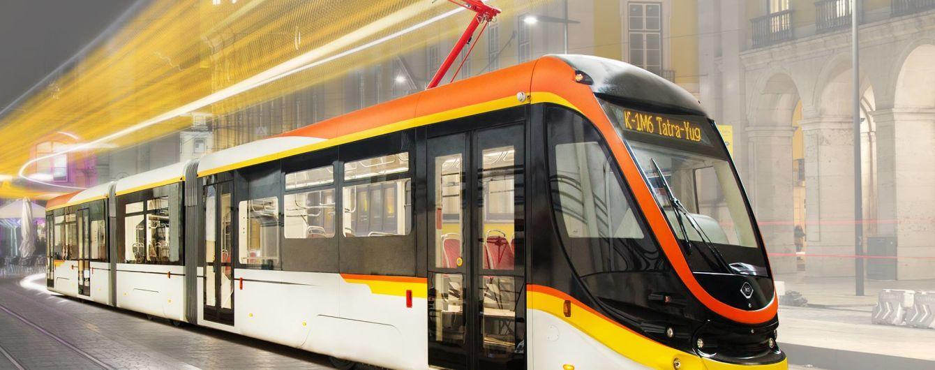Украинская компания осуществила первую поставку трамвая в Египет
