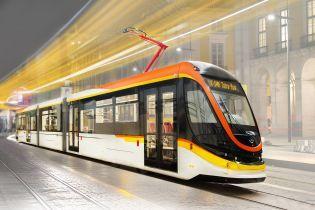 Українська компанія здійснила першу поставку трамвая до Єгипту