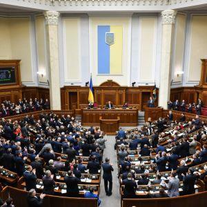 Зеленский внес законопроект об изменениях избирательной системы в парламент