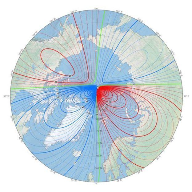 магнітний полюс