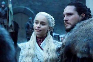 """HBO показал новые кадры долгожданного 8 сезона """"Игры престолов"""" - юзеры шутят и возмущаются"""