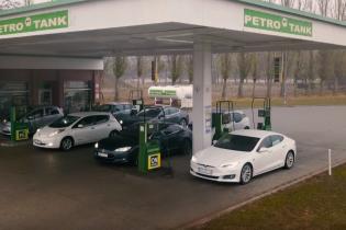 """Помста за """"заморозку"""" зарядок. Електрокари блокували заправку у Польщі"""