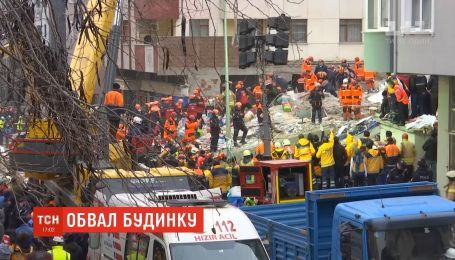 У Стамбулі з-під завалів багатоповерхівки витягнули 5-річну дівчинку