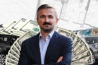 Майже 7,5 млн гривень зарплати і благодійний фонд. Декларація кандидата у президенти Носенко