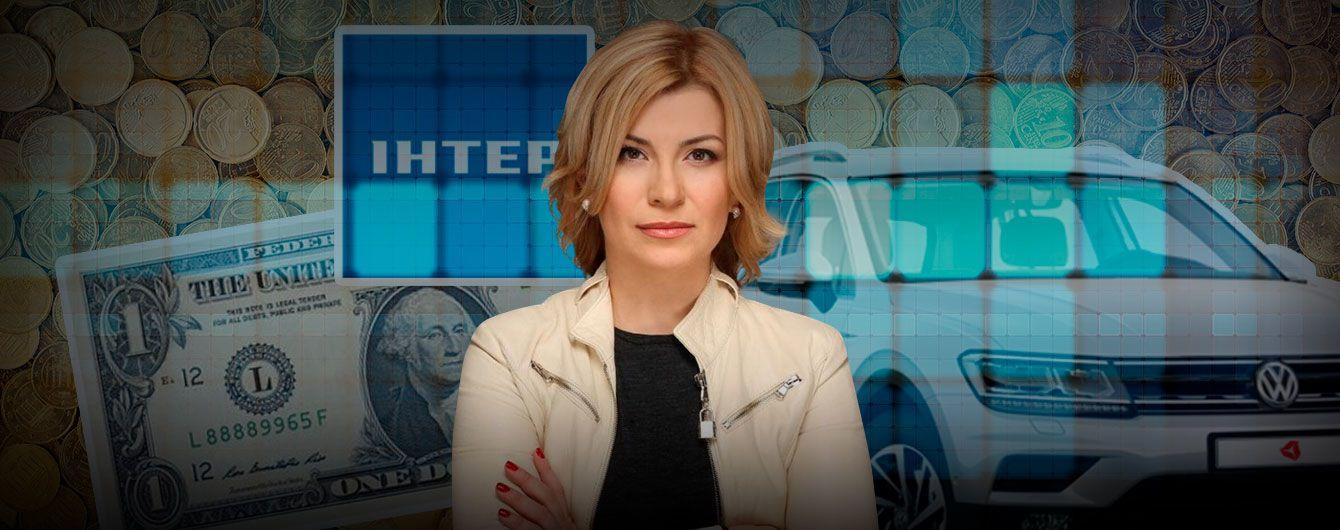 """Экс-журналистка """"Интера"""" баллотируется в президенты. Что отметила Юлия Литвиненко в декларации"""