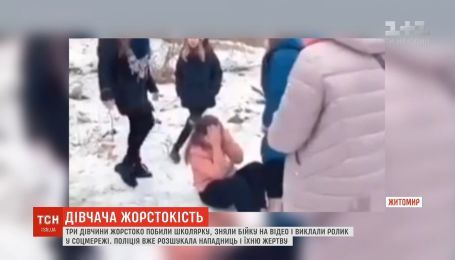 Жорстокість дівчат: за що у Житомирі троє подружок побили знайому школярку