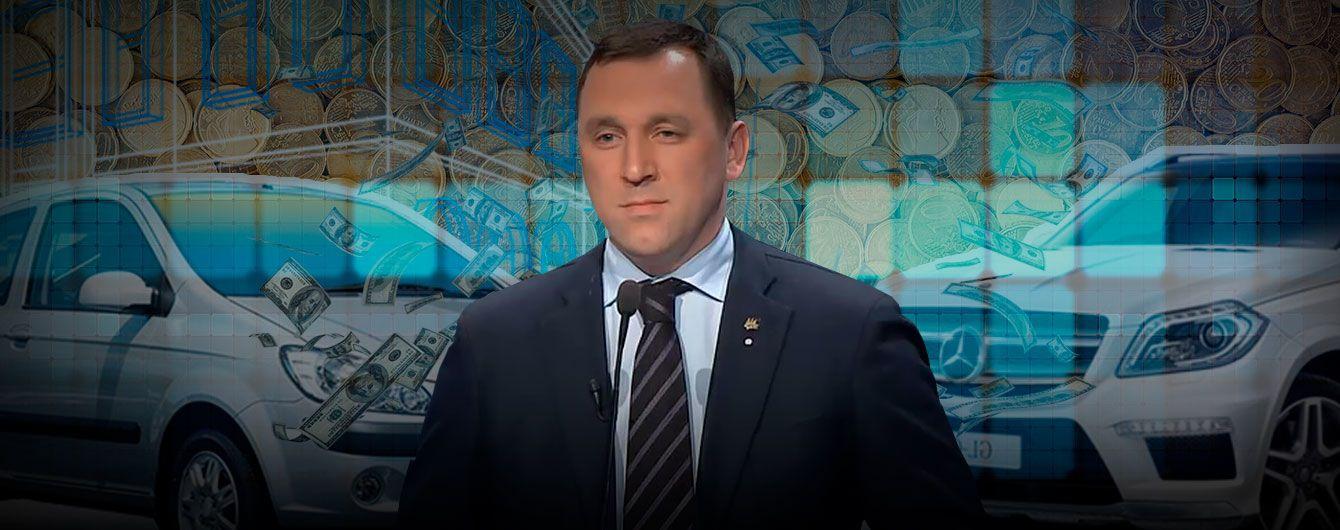 Земля, нерухомість, елітне авто: декларація кандидата у президенти Кривенка