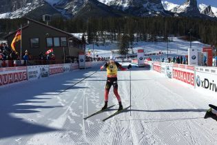 Норвежец Бьо выиграл короткую индивидуальную гонку в Канаде, дебютант Лесюк стал лучшим из украинцев