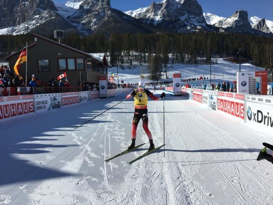 Норвежець Бо виграв коротку індивідуальну гонку в Канаді, дебютант Лесюк став найкращим з українців