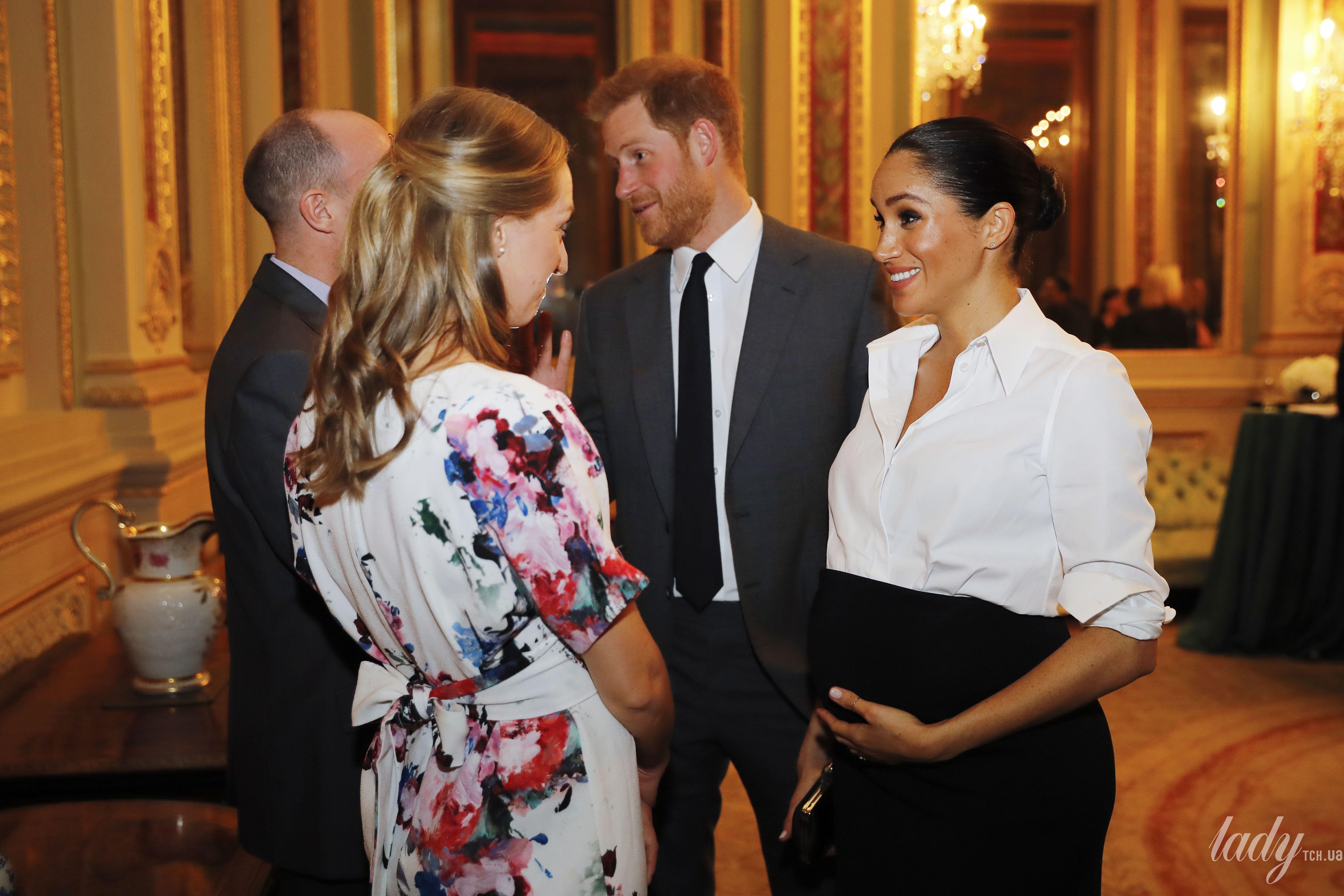 Герцогиня Сассекская и принц Гарри_4