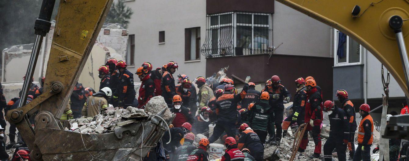 В Стамбуле возросло количество жертв в результате обвала дома