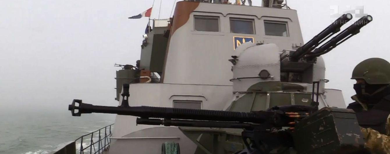 Російські кораблі та авіація піднялися за тривогою через українські навчання в Азовському морі