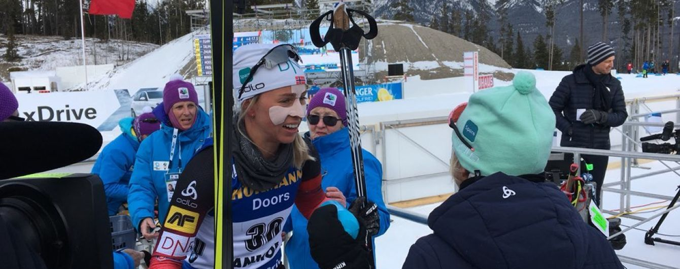 Біатлон. Екгофф тріумфувала в індивідуальній гонці у Кенморі, українка Бондар увірвалася до топ-30