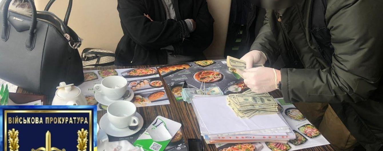 30 тысяч долларов для взяточников: военная прокуратура разоблачила очередных коррупционеров из МОУ