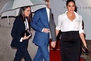 McQueen против Givenchy: битва образов герцогини Сассекской Меган