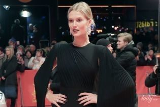 Скромно, але елегантно: Тоні Гаррн на кінофестивалі Берлінале