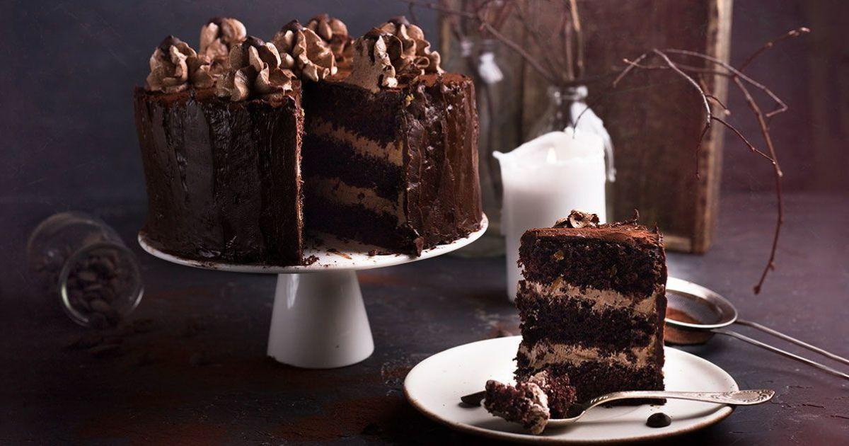 """Домашній """"Празький"""" торт"""