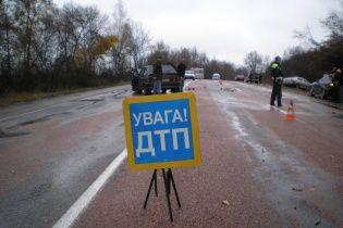 На Харьковщине в ДТП разбился полицейский