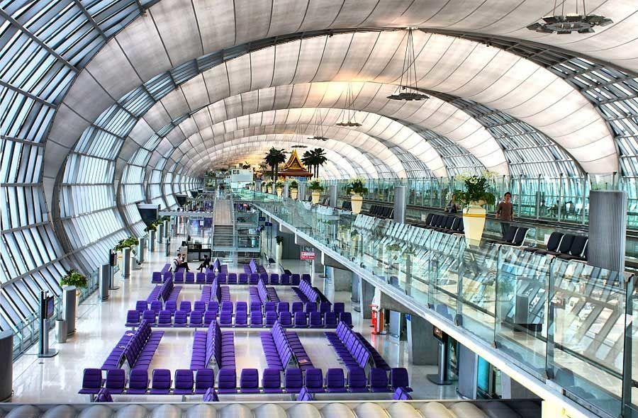 Бангкок аєропорт