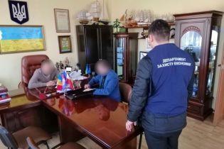 В Винницкой области вручили подозрение мэру города, который требовал взятку у застройщика