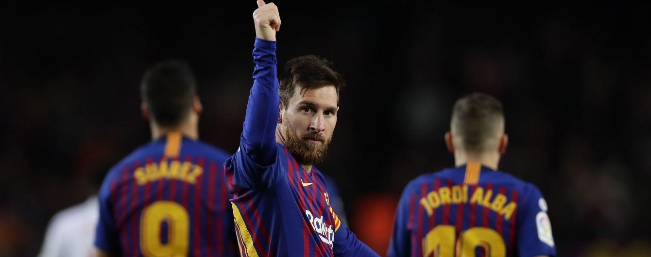 Месси признан самым высокооплачиваемым футболистом Европы, Роналду получает почти в два раза меньше