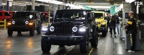 Jeep Wrangler и Ram 1500 спасли концерн Fiat Chrysler от убытков