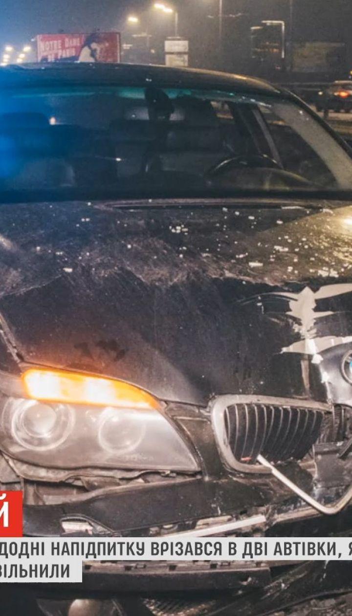 Кличко пообещал уволить чиновника, который совершил пьяное ДТП в Киеве