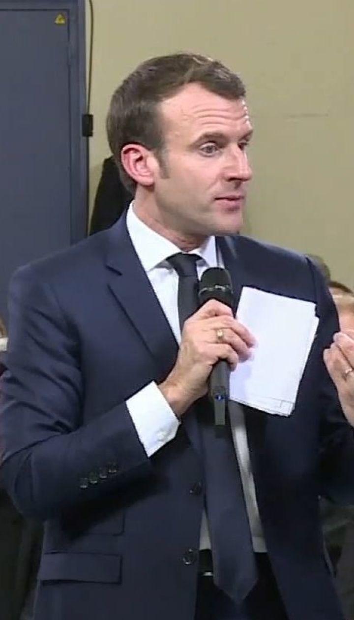 Дипломатичний скандал: Франція відкликає свого посла з Італії вперше після війни