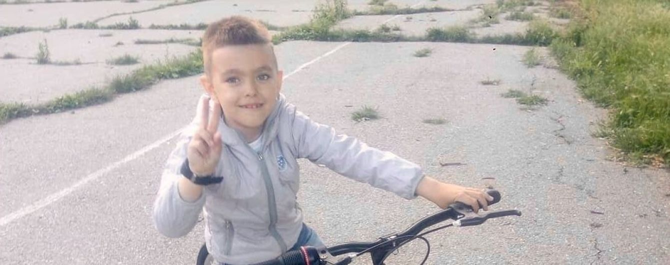 Обычный перелом руки обнаружил у 7-летнего Яна онкологию