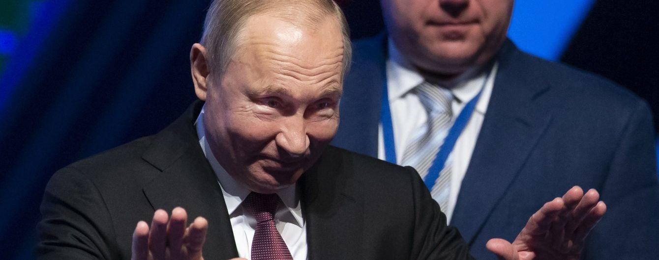 Поддержка Путина в ОРДЛО почти в десять раз выше, чем у Зеленского - опрос