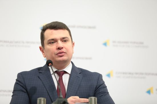 Держбюро почало розслідувати, чи отримував глава НАБУ Ситник хабар від Крючкова