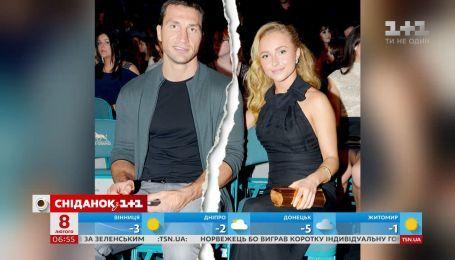 Дочь Владимира Кличко и Хайден Панеттьер после разрыва пары живет с отцом