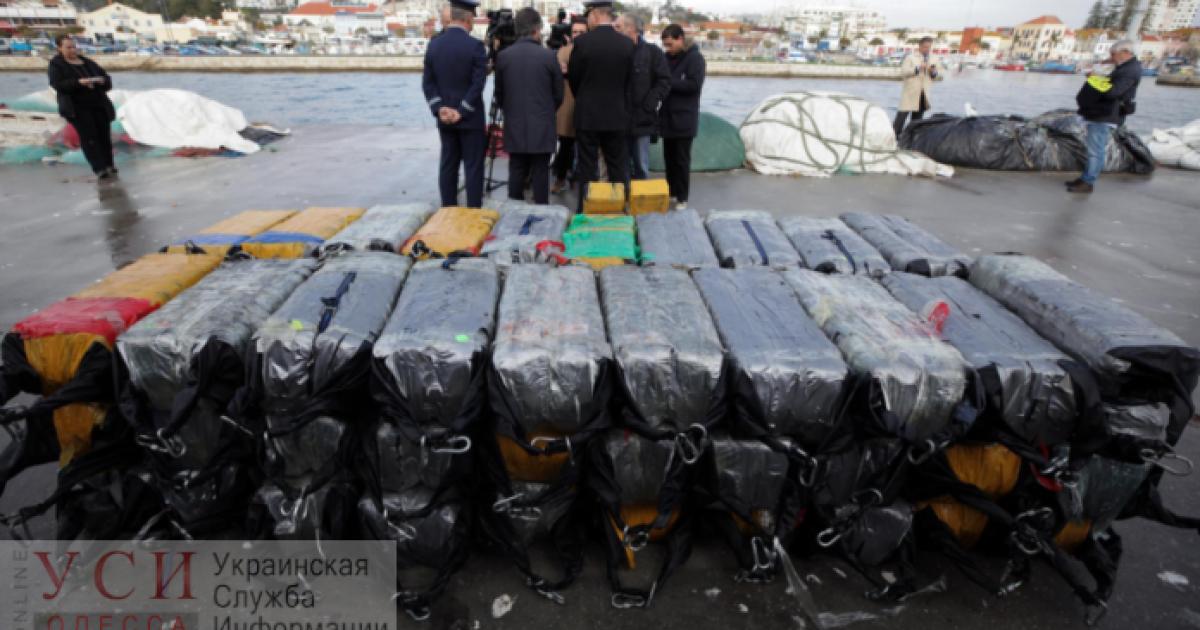В Португалии задержали судно с украинскими моряками, перевозившее 2,5