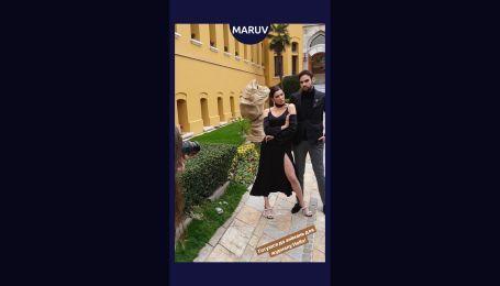"""Эксклюзив ТСН.ua: MARUV показала день подготовки к нацотбору """"Евровидение"""""""