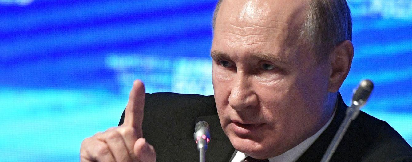 Путин созвал Совбез перед встречей с Лукашенко