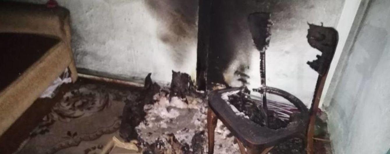 В Херсонской и Винницкой областях в пожарах погибли четверо детей