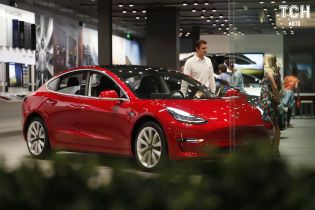 Tesla відмітила роликом вихід Model 3 на ринок Європи