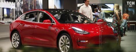 Tesla Model 3 стала найпродаванішим авто Норвегії