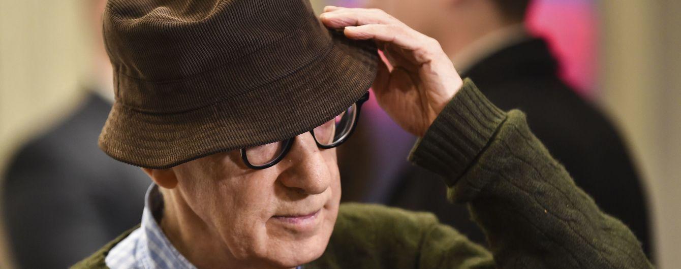 Вуди Аллен требует от Amazon 68 млн долларов за отказ выпускать его фильм