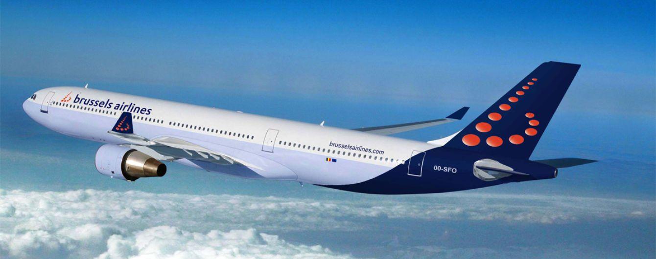 Brussels Airlines скасовує всі рейси через страйк